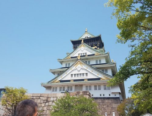 Exciting Experience for a First Timer In Osaka, Japan