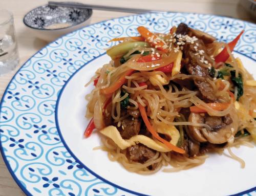 Food Corner: Korean Japchae