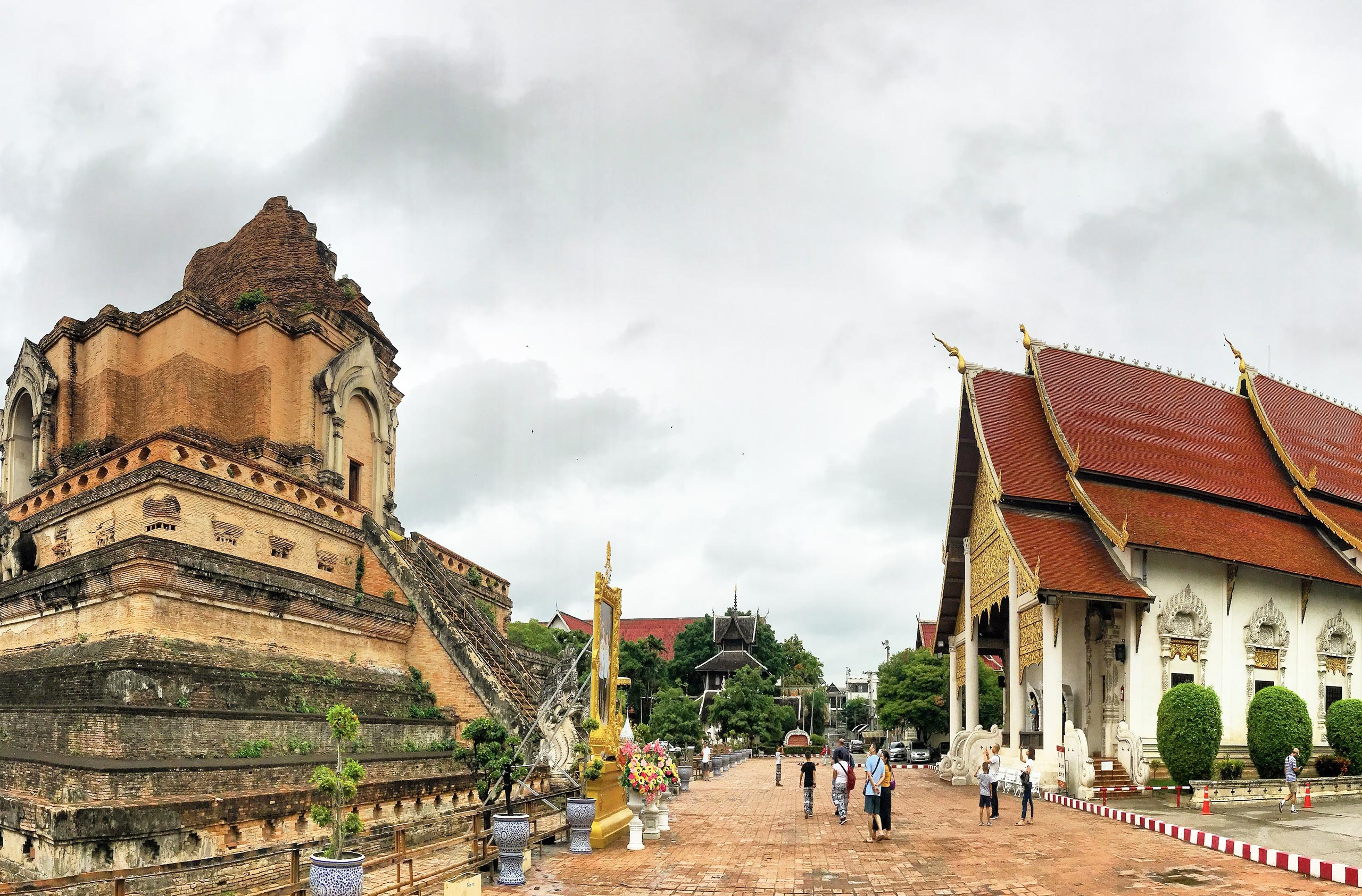 Wat Chedi Luang, ChiangMai Old Town